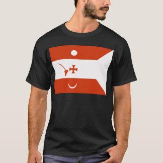 Flagge vom ersten serbischen Aufstieg (1807) T-Shirt