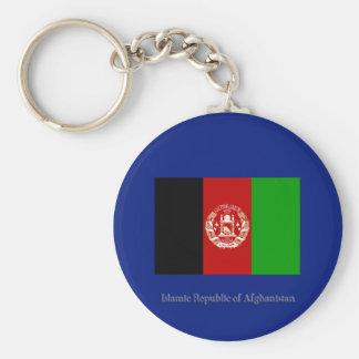 Flagge von Afghanistan Schlüsselanhänger