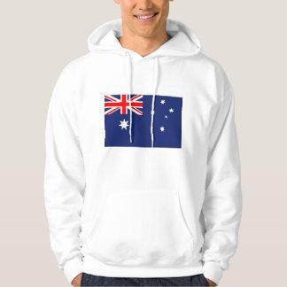 Flagge von Australien Hoodie