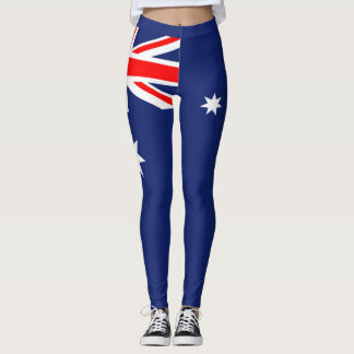 Flagge von Australien Leggings