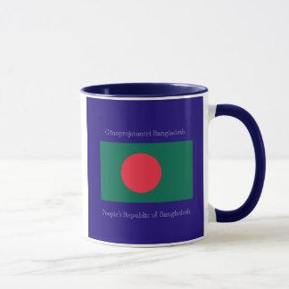 Flagge von Bangladesch Tasse