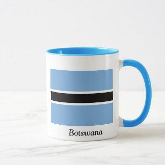 Flagge von Botswana Tasse