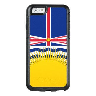 Flagge von Britisch-Columbia OtterBox iPhone Fall OtterBox iPhone 6/6s Hülle