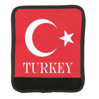 Flagge von der Türkei Gepäckgriff Marker