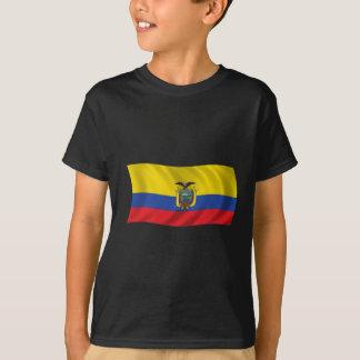 Flagge von Ecuador T-Shirt