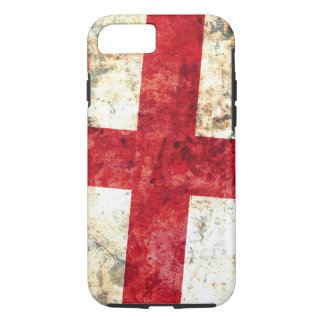Flagge von England iPhone 8/7 Hülle
