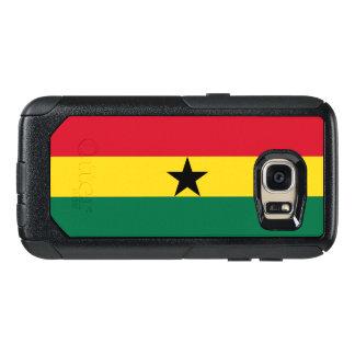 Flagge von Fall Ghanas Samsung OtterBox OtterBox Samsung Galaxy S7 Hülle