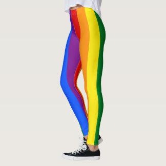 Flagge von Gay Pride-Gamaschen Leggings