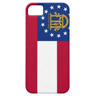 Flagge von Georgia Etui Fürs iPhone 5