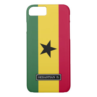 Flagge von Ghana iPhone 8/7 Hülle