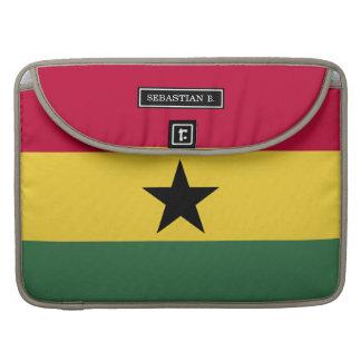 Flagge von Ghana Sleeve Für MacBook Pro