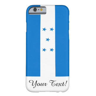 Flagge von Honduras Barely There iPhone 6 Hülle