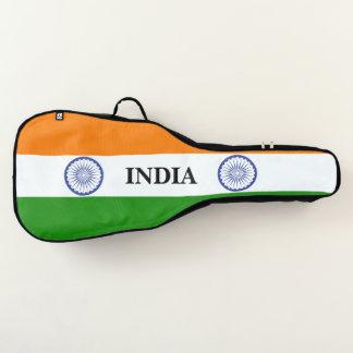 Flagge von Indien Ashoka Chakra Gitarrentasche