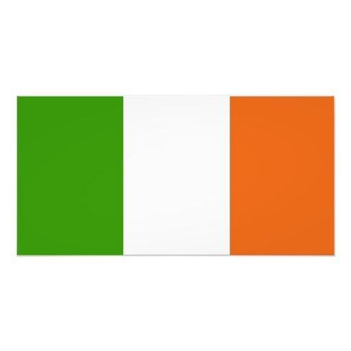 Flagge von Irland Photo