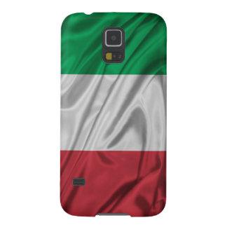 Flagge von Italien Samsung Galaxy S5 Hüllen