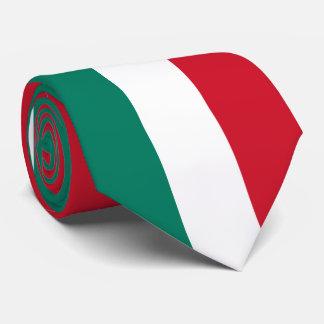 Flagge von Italiener Italiens Italien Bedruckte Krawatten