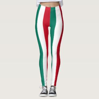 Flagge von Italiener Italiens Italien Leggings