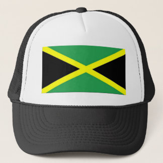 Flagge von Jamaika-Hut Truckerkappe