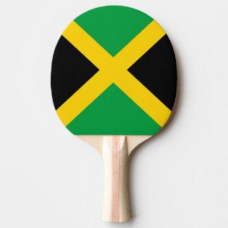 Flagge von Jamaika Tischtennis Schläger