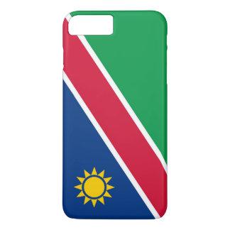 Flagge von Namibia iPhone 8 Plus/7 Plus Hülle