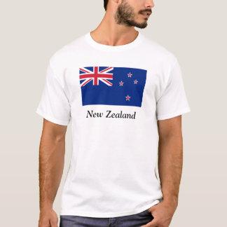 Flagge von Neuseeland T-Shirt