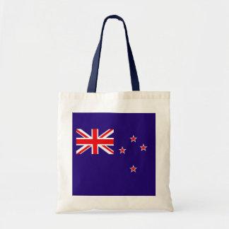 Flagge von Neuseeland Tragetasche