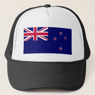 Flagge von Neuseeland Truckerkappe