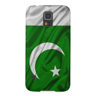 Flagge von Pakistan Samsung S5 Hülle