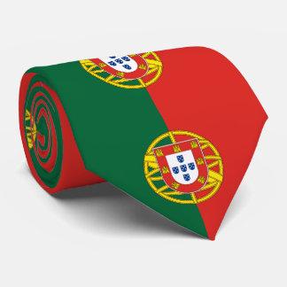Flagge von Portugal Personalisierte Krawatte