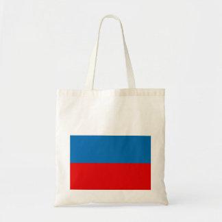 Flagge von Russland Tragetasche