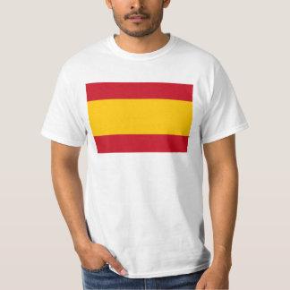 Flagge von Spanien, Bandera de España, Bandera T-Shirt