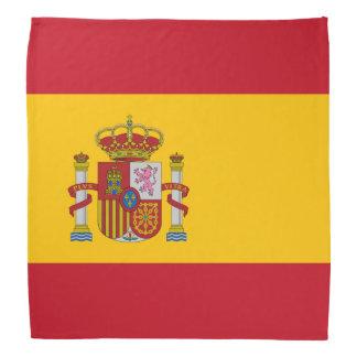Flagge von Spanien - Bandera de Espana Halstuch