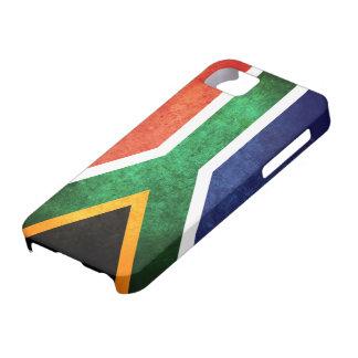 Flagge von Südafrika iPhone 5 Etuis