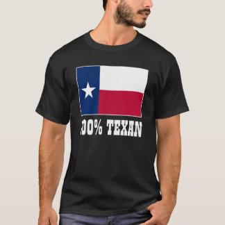Flagge von Texas | 100% Texan T-Shirt