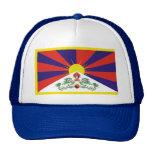 Flagge von Tibet Retrokultkappe