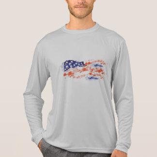 Flagge von USA Hemd