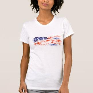 Flagge von USA Hemden