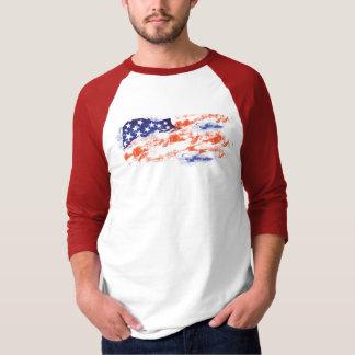 Flagge von USA Shirt
