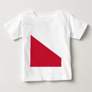Flagge von Utrecht (Stadt) Baby T-shirt