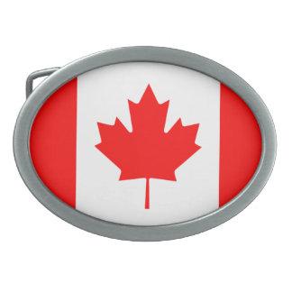 "Flaggen-"" Gürtelschnalle Kanadas ""Kanada"