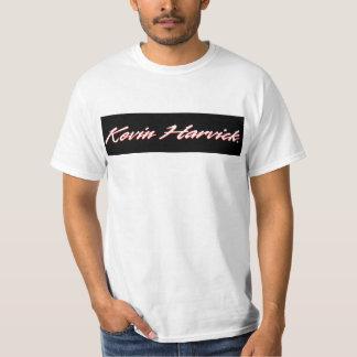Flaggen-T - Shirt Kevins Harvick USA