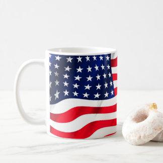 Flaggen-Tasse Kaffeetasse