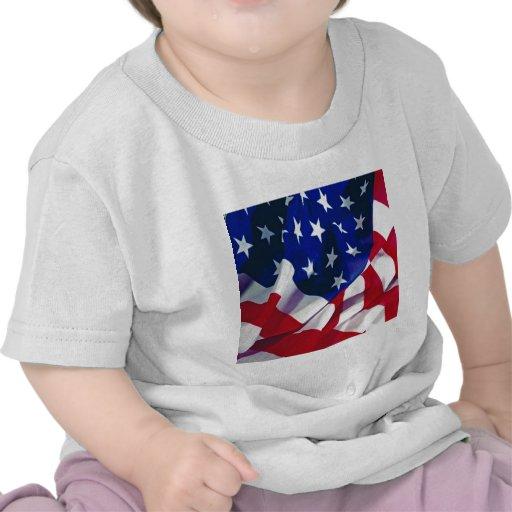 Flaggen-USA Hemd