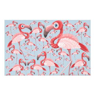 Flamingo Briefpapier