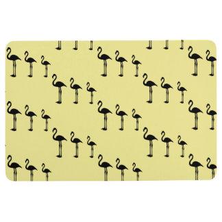 Flamingo-Invasions-flippige Boden-Matte Bodenmatte
