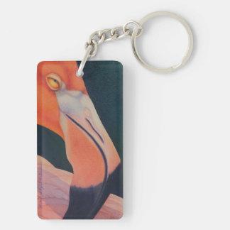 Flamingo Keychain Schlüsselanhänger