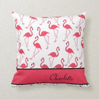 Flamingo-Muster Kissen