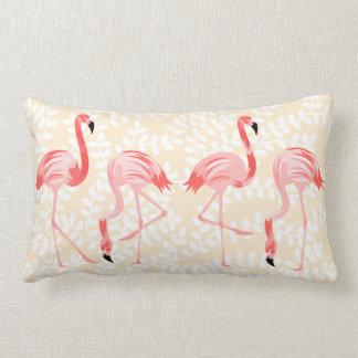Flamingo-Vögel Kissen