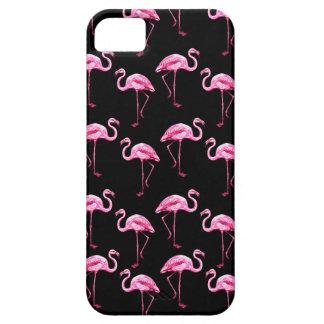 Flamingomuster iPhone 5 Etuis