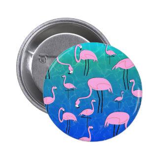 FlamingoPond Runder Button 5,7 Cm